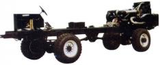 Austin II 4x4 Chassis