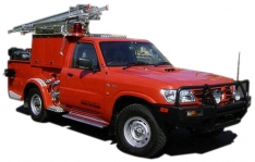 FIRE JEEP RESCUE