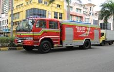 Truck City fire Tanzania