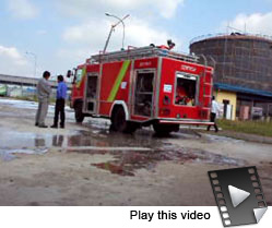 New Sentosa Fire Fighting